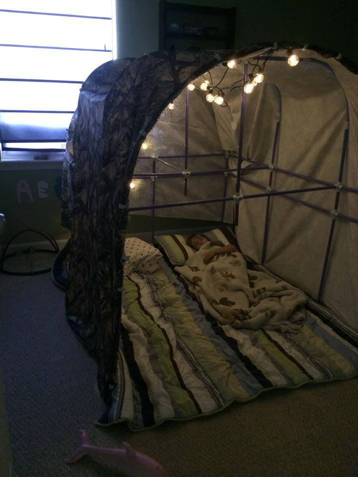 Bed Fort Ideas 4