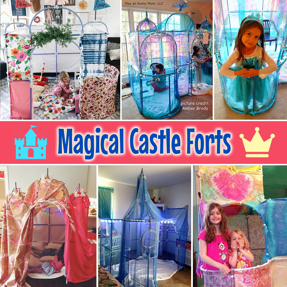 fairy tale fort